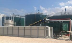1- Impianto biogas da biomassa a Lanciano
