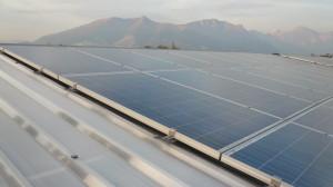 1 - Impianto fotovoltaico a Bosisio